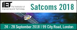 IET - Satcoms 2018