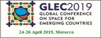 Global Conference On Space For Emerging Countries (GLEC 2019)